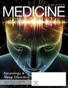Dr. Jose Barrera Featured in August issue of San Antonio Medicine