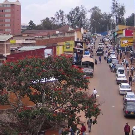 Face the Future Foundation in Rwanda